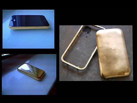 Dünyanın en pahalı cep telefonu: iPhone 3Gs Supreme