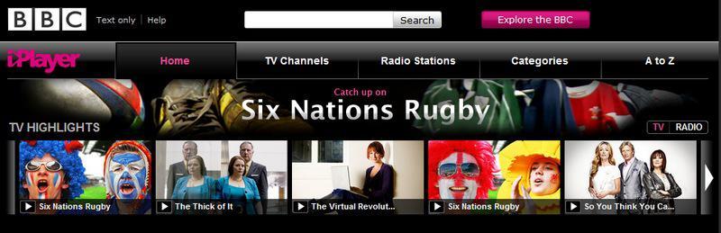 BBC iPlayer aylık 100 Milyon içerik oynatma barajını aştı