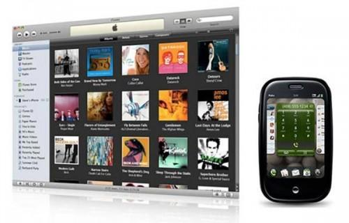 Apple ile Palm'ın iTunes çekişmesi devam ediyor