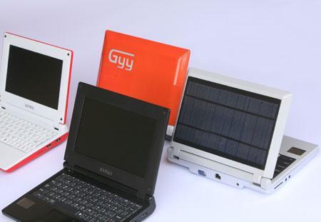 iUnika güneş enerjisiyle çalışan netbook hazırladı