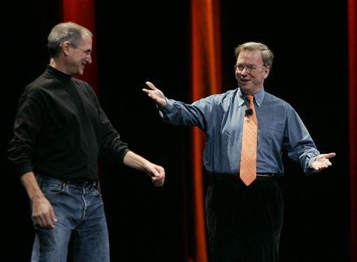 Google tepe yöneticisi Apple'daki görevinden istifa etti