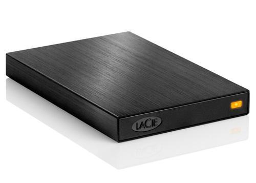 LaCie'den kompakt harici harddisk: Rikiki
