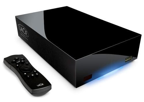 LaCie'den yeni medya oynatıcısı: LaCinema Classic HD