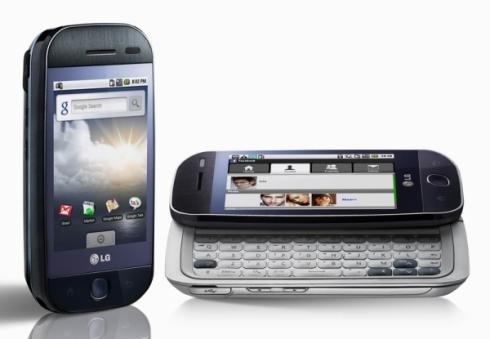 LG; Apple, Palm ve RIM'i rakip olarak görüyor