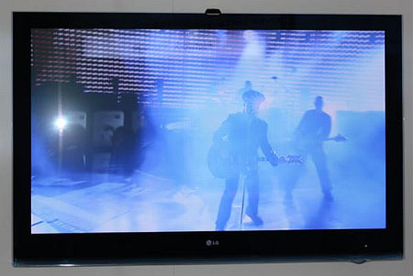 LG'nin 3 boyutlu plazma televizyonu 2010'da gelebilir