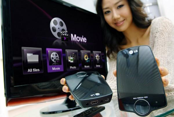 LG'den tasarım odaklı yeni medya oynatıcısı: XF2