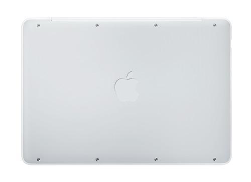 Karşınızda yekpare gövdeli beyaz Macbook