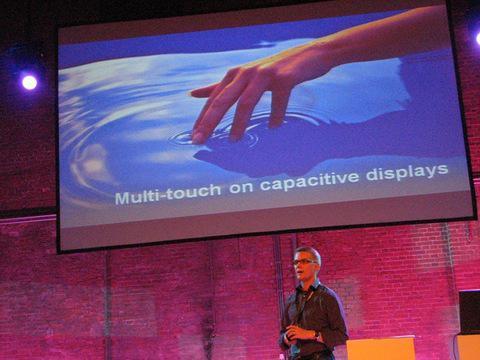 Nokia: Maemo 6 çoklu dokunmatiği destekleyecek