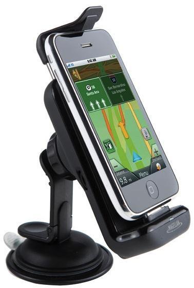 Magellan'dan iPod Touch ve iPhone için özel GPS araç kiti
