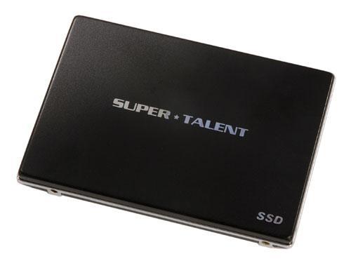 Super Talent'ın 512GB kapasiteli yeni SSD'si 1500$'lık fiyatla satışa sunuldu