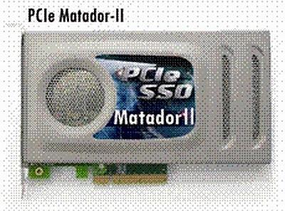 InnoDisk Matador II: 800MB/sn okuma hızını destekleyen SSD
