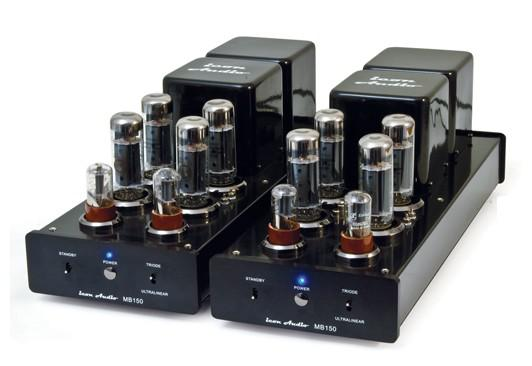 Icon Audio'dan mono blok amfi: MB150