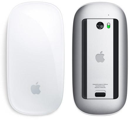 Apple Çoklu Dokunmatiği Fare ile buluşturdu: Magic Mouse
