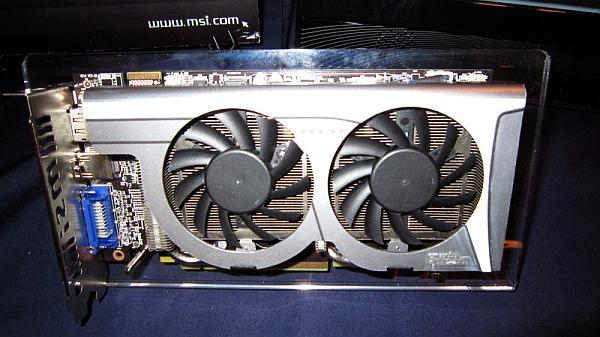 MSI Radeon HD 5770 Hawk gün ışığına çıktı