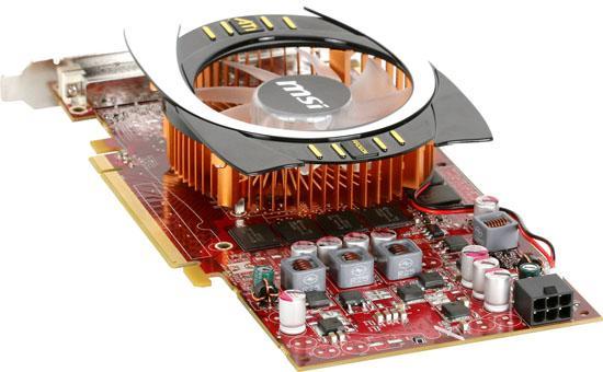 MSI, Radeon HD 4770 modelini kullanıma sunuyor