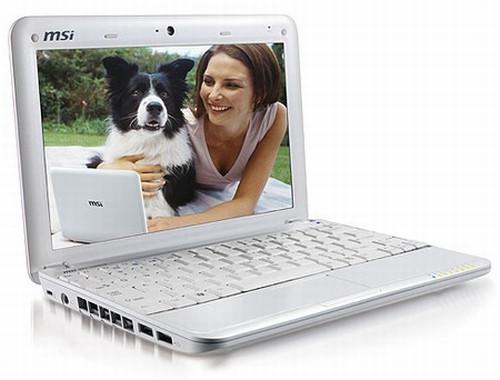 MSI, Android tabanlı netbook modelini Computex fuarında gösterebilir