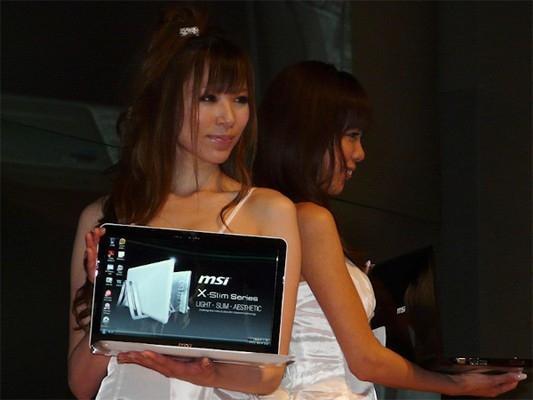 MSI, X-Slim serisi ultra-ince tasarımlı dizüstü bilgisayar ailesini genişletiyor