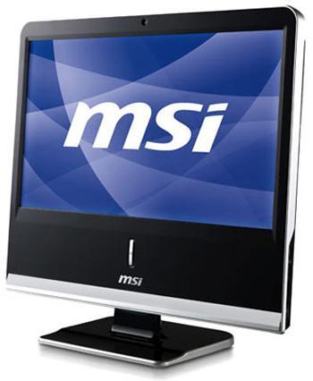 MSI, Atom 2 işlemcili nettop ve panel bilgisayar hazırlıyor