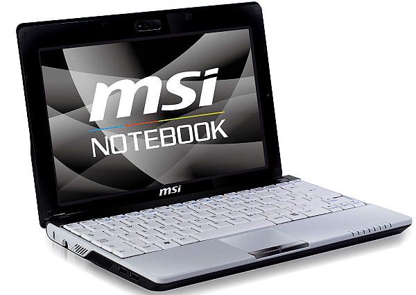MSI dokunmatik ekranlı netbook hazırlıyor