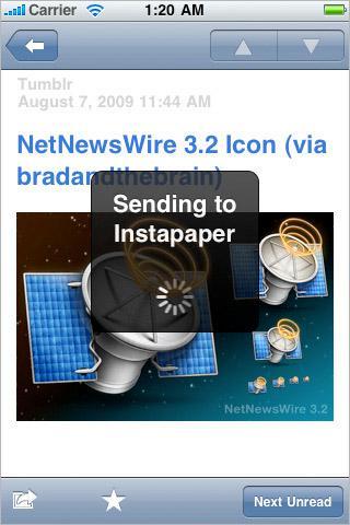 NetNewsWire App artık Google Reader destekliyor