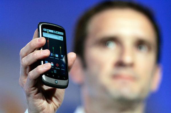 Huzurlarınızda Google'ın ilk cep telefonu: Nexus One