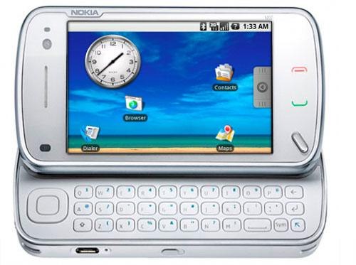 Nokia Android'e mi dönüyor ?