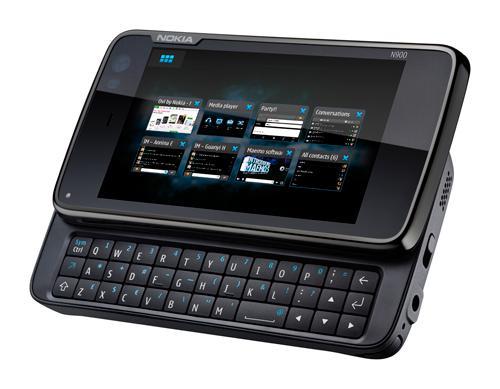 Nokia, N900'ün dağıtımına başladı
