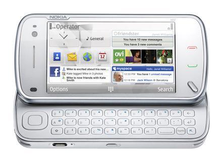 Nokia 2 milyon adet N97 sattığını açıkladı