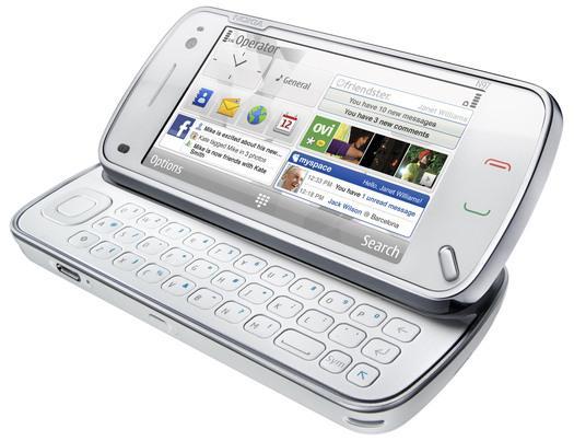 Nokia N97'de 434MHz işlemci kullanılıyor!