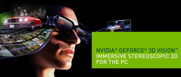 Nvidia 3D Blu-ray teknolojisini hazırlıyor