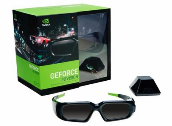 Nvidia, 3D Vision için yeni sürücü yayımladı