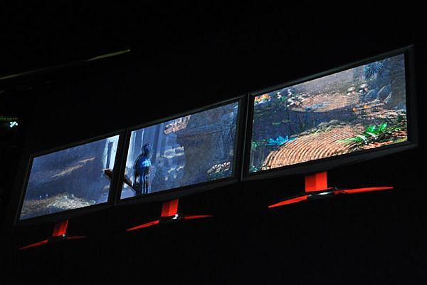 Nvidia: 3DVision Surround ile 3D destekli çoklu monitör kurulumları yolda