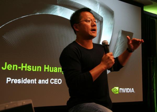 Nvidia CEO'su VIA ile ilgili yatırım iddialarını yalanladı