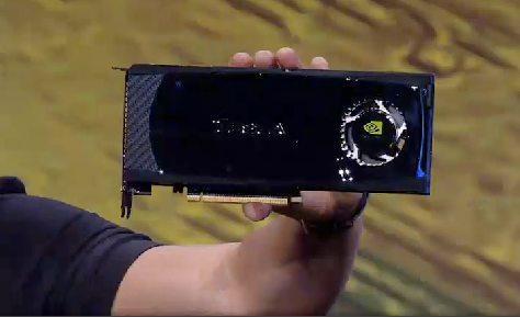 Nvidia'nın Fermi tabanlı yeni nesil ekran kartı görüntülendi