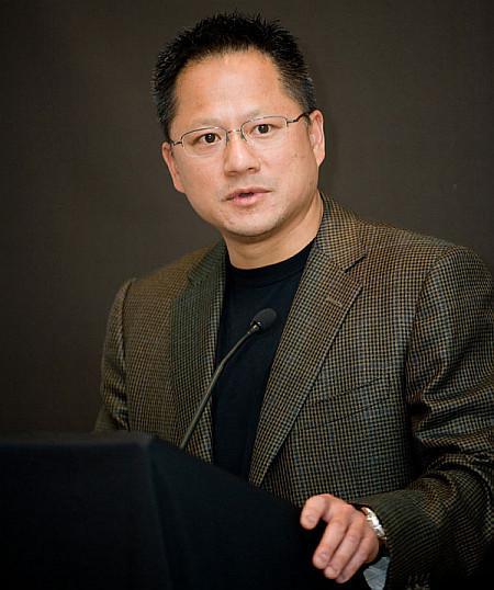Nvidia CEO: AMD'nin stratejisi bizden pazar payı almak