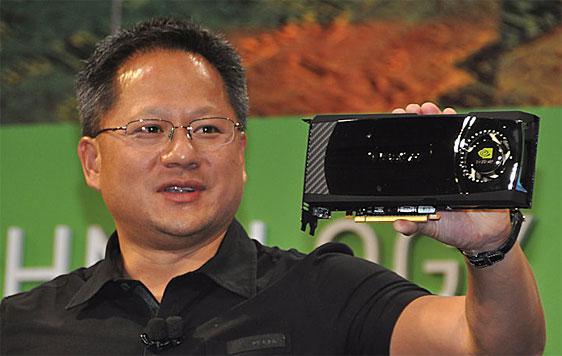 Nvidia Fermi işletim sistemi çalıştırabilir!