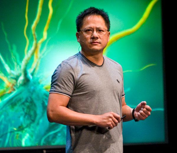 Jen Hsun Huang: Nvidia için en kârlı pazar iş istasyonları