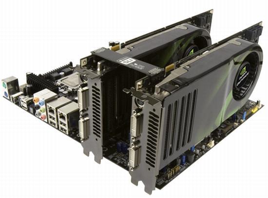 Nvidia SLI teknolojisini P55 yongaseti için de lisansladı
