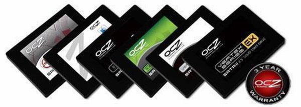 OCZ SSD depolama sürücülerinde garanti süresini 3 yıla çıkardı