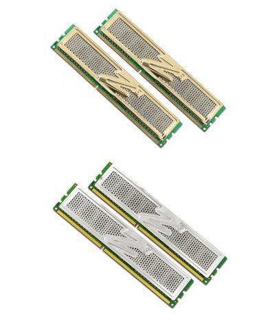 OCZ ürün gamına AMD'ye özel DDR3 bellek kitleri ekliyor