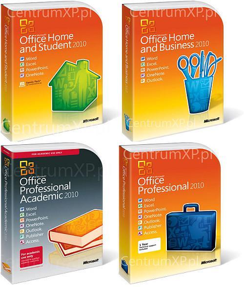İddia: Microsoft'un Office 2010 için hazırladığı kutu tasarımları