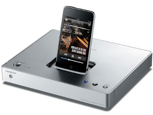 Onkyo optik çıkışlı yeni iPod Dock ünitesini tanıttı