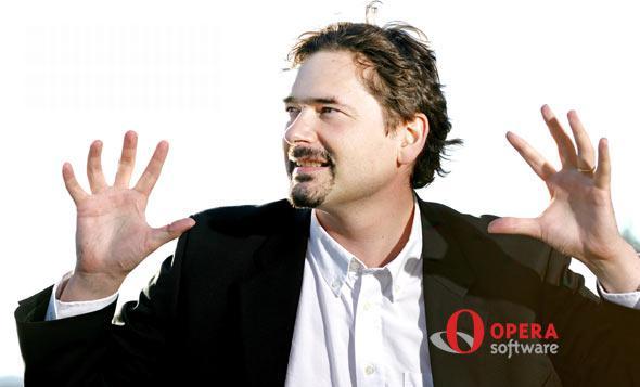 Opera'da kan değişikliği, CEO görevi bırakıyor