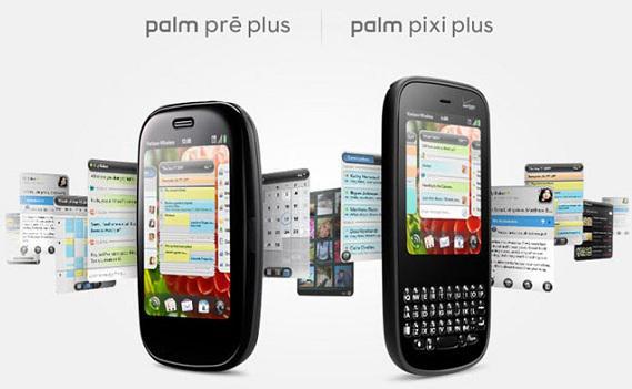 Palm Pre & Pixi Plus'ın Avrupa'a Nisan ayında merhaba diyebilir (?)