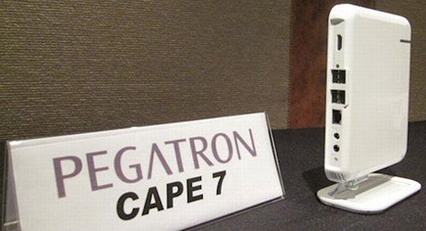 Pegatron, Nvidia Ion tabanlı nettop tasarımını gösterdi