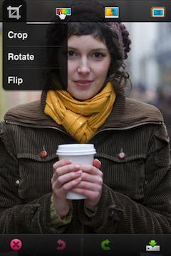 Adobe'den iPhone'a özel fotoğraf düzenleme yazılımı