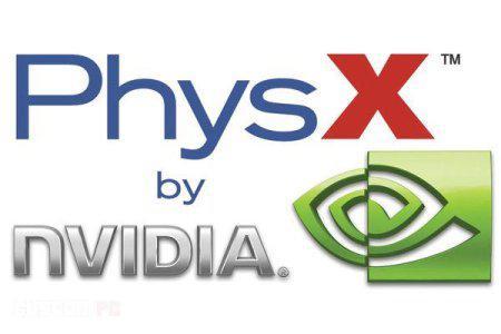 İki oyun motoru daha Nvidia PhysX teknolojisine entegre oldu
