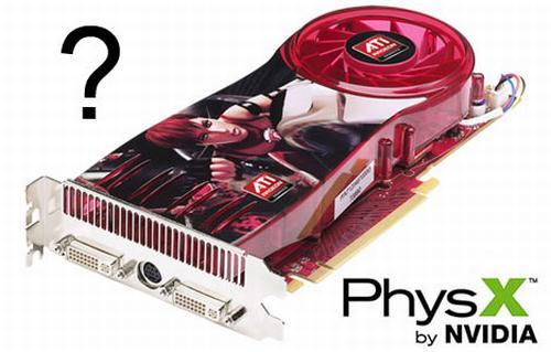 Nvidia, OpenCL'i düşünüyor, PhysX için ATi'ye göz kırpıyor