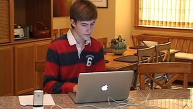 İşte dünyanın en genç iPad uygulama geliştiricisi