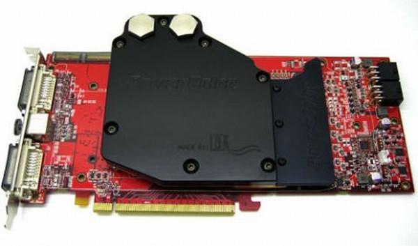 PowerColor sıvı soğutmalı Radeon HD 4890 modelini hazırlıyor